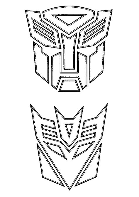 Transformers Coloring Pages - Coloringpages1001
