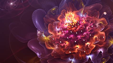 Abstract Flower Wallpapers | HD Wallpapers | ID #17718