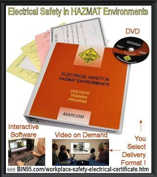 Electrical Safe Work Practices