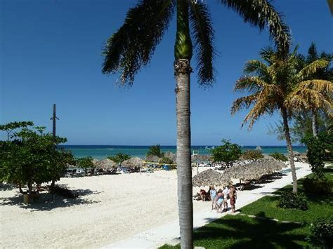 View of the beach from our room - Picture of Sandals