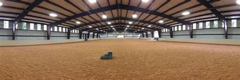 Choosing Your Riding Arena's Footing | Equestrian Barns