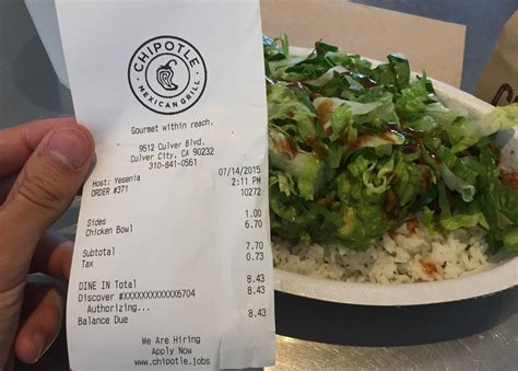 What happens when you eat Chipotle -- a US Mexican fast