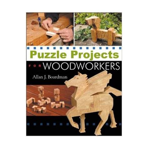Puzzle Projects for Woodworkers - Books
