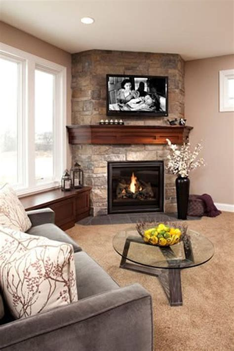 Fascinating Modern Fireplace Design For Awesome Living