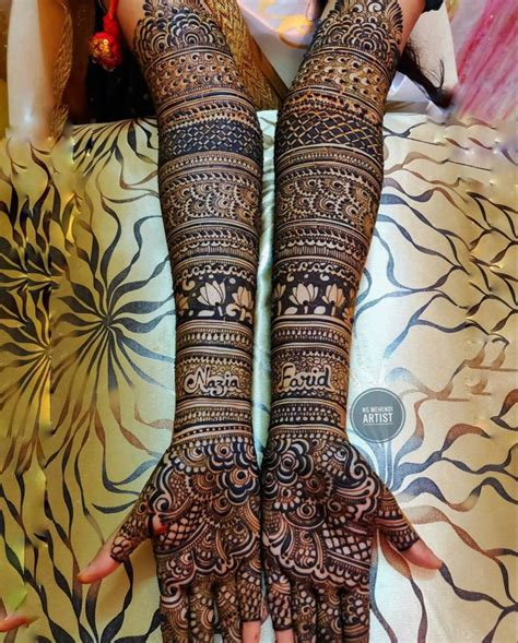 15+ Best Bridal Mehndi Designs 2021 Photos Collections in