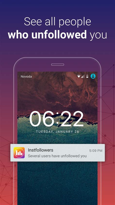 Followers & Unfollowers Analytics for Instagram for