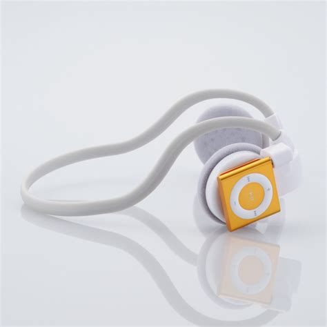 Elecom's Clever 'Wireless' Headphones for iPod Shuffle   WIRED