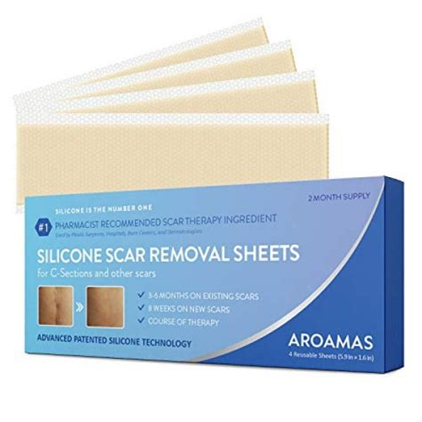 Aroamas Professional Silicone C-Section Scar Removal