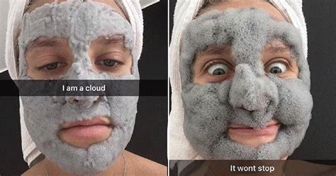 People are going mad for a new face mask that turns your