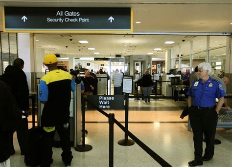 Items seized at Pennsylvania airports' security