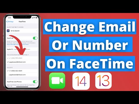 Add or remove your phone number in iMessage or FaceTime on
