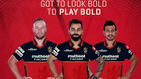 Royal Challengers Bangalore bags Muthoot Fincorp as new