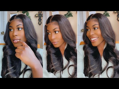 7A Mongolian Deep Wave Curly 3Bundles With Lace Closure