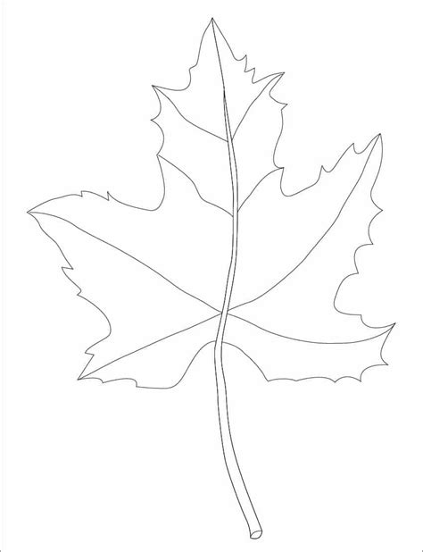 How to Draw a Maple Leaf · Art Projects for Kids | Leaf