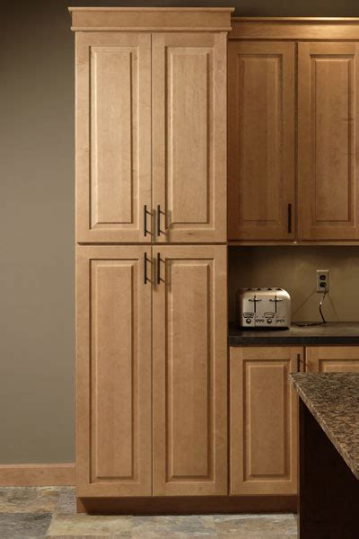 CliqStudios Tall Kitchen Pantry Cabinet With Pull-out Shelves