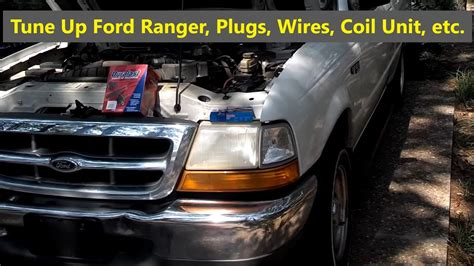 94 Ford Ranger 4 0l Coil Pack Wiring Diagram - Wiring
