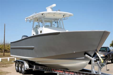 Aluminum boats show their mettle - Soundings Online