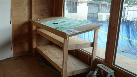 Building the Plan Table | Showcase for a Green Eichler Remodel