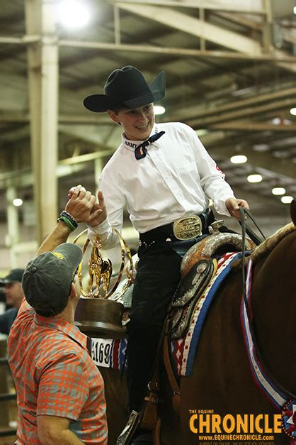 2019 AQHA Youth World Schedule Now Online   Equine Chronicle