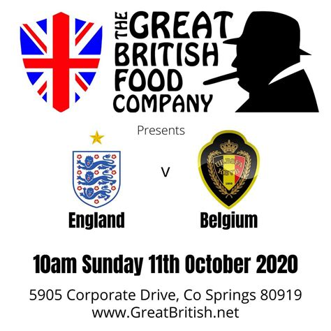 The Great British Food Company - Home - Colorado Springs