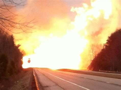 West Virginia Natural Gas Explosion - Business Insider