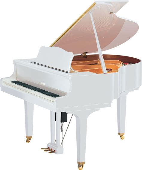 Yamaha DGC1 Enspire ST Disklavier Grand Piano In Polished