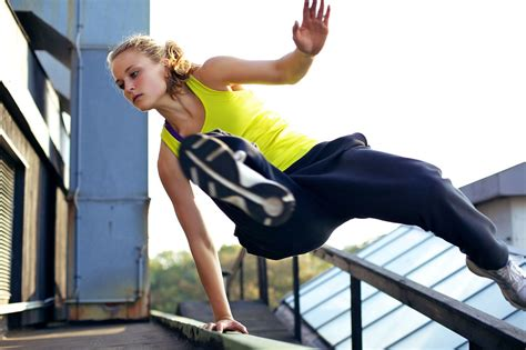 WatchFit - What is Parkour: The Path of the Warrior