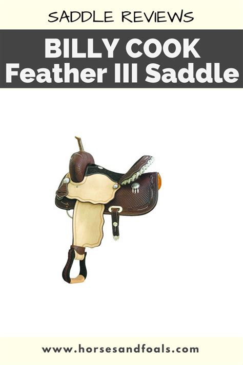 BILLY COOK SADDLE REVIEW: THE MOST BEAUTIFUL SADDLE ON THE