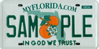 Free Florida License Plate Lookup | Enter Any FL License