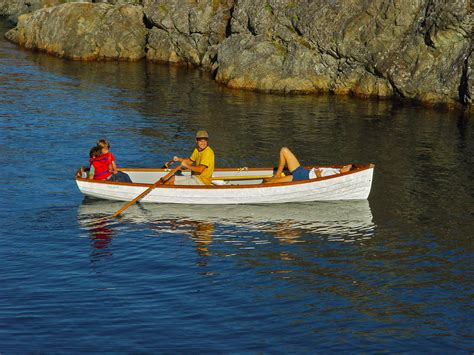 Tyee Spirit®14 Traditional Rowboat with Fixed Seats