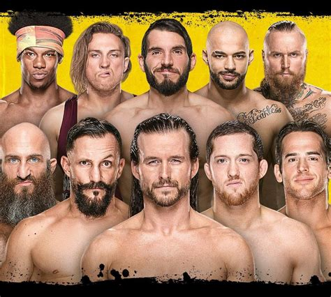 Ricochet and 12 More NXT Stars Ready for WWE Main Roster