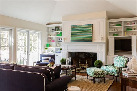 Pivoting Bookcase and TV Cabinet - Transitional - Living
