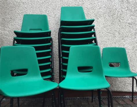 X6 Polyprop Chairs - Bounceland Uk, Bouncy Castle Hire