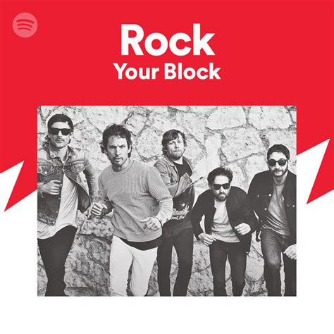 Rock Your Block on Spotify