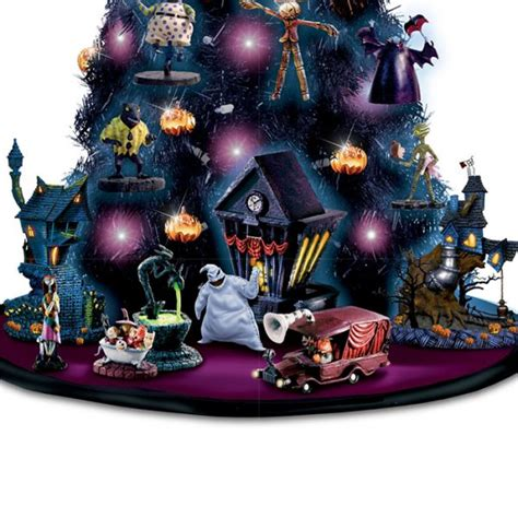 You Can Get A Nightmare Before Christmas Tree Covered With