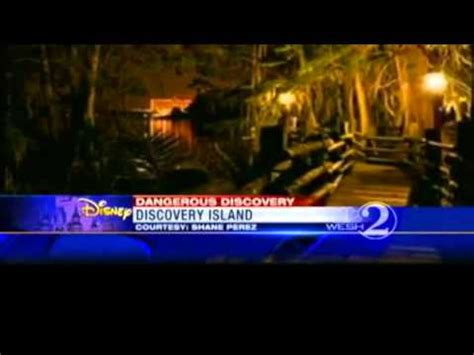 Abandoned Disney And Disney Facts:Discovery Island - YouTube