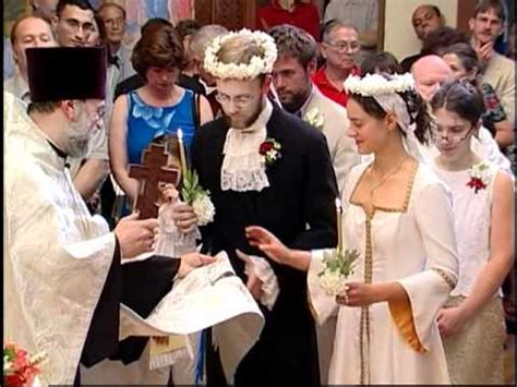 Orthodox Christian Wedding, Part 5, Procession during