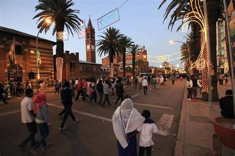 What residents of Asmara think about Ethio-Eritrea peace