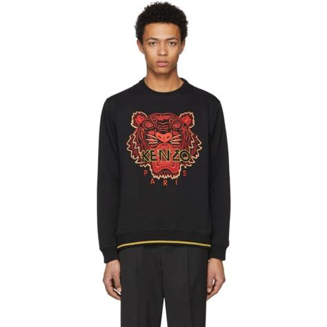Kenzo Black Limited Edition Chinese New Year Tiger