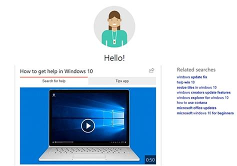 How to Get Help in Windows 10 - Operating System