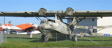 """1943 PBY 5A Catalina """"The Ghost of Dago Lake"""""""