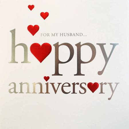 Happy Anniversary To My Husband Pictures, Photos, and