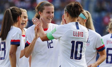 USWNT paired with Costa Rica, Panama, Haiti for Concacaf
