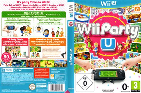 ANXP01 - Wii Party U