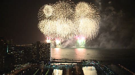 New Year's Eve fireworks shows on Oahu | KHON2