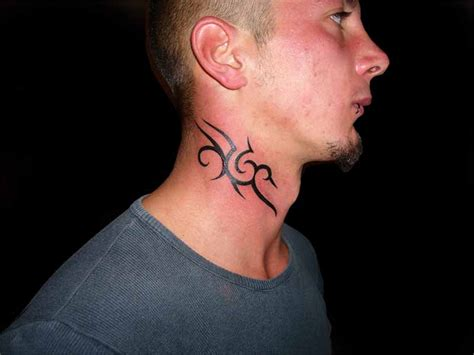 36 Awesome Neck Tattoos to Consider