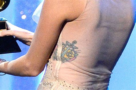 Can You Guess Whose Tattoo This Is?