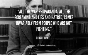 George Orwell Socialist Quotes