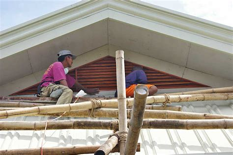 Our Philippine House Project – Roof and Roofing   My