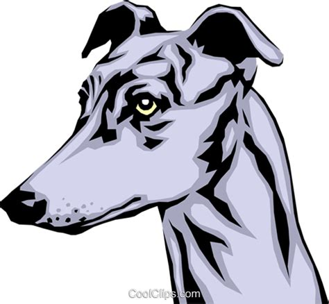 The best free Greyhound clipart images